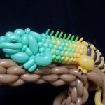 Incredible Balloon Sculptures of Animals and Insects by Masayoshi Matsumoto