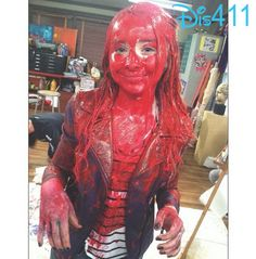 "Behind The Scenes Photo: Sabrina Carpenter In ""Girl Meets World"" Episode ""Girl Meets Maya's Mother"" Sabrina Carpenter, Riley Matthews, Girl Meets World Cast, Disney Channel Shows, Rowan Blanchard, Disney Stars, Scene Photo, Her Music, Celebs"