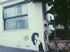 Street Art : La Butte-aux-Cailles Street Art