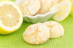 עוגיות לימון נימוחות