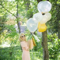 Mermaid Balloons, Mini Balloons, White Balloons, Confetti Balloons, Balloon Bouquet, Balloon Arch, Balloon Garland, Bachelorette Party Decorations, Bridal Shower Decorations