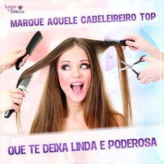 Quem realmente te deixa linda e poderosa? www.luxoebeleza.com.br