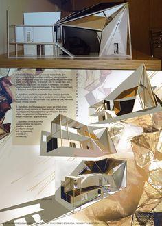 Architecture presentation 3 by ~seventhsong on deviantART Enjoy the presentation format....
