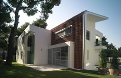 Modern Greek Architecture Home Design Check out Mountain Laurel