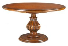 """Luberon 55"""" Round Extension Dining Table"""