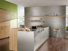 multifunktionale Küche Almilmö Design Ideen