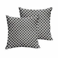 Find the perfect touch for your outdoor design scheme with the Mozaic Company Hockly Outdoor Knife Edge Pillow Set . This outdoor set of pillows has. Throw Pillow Sets, Lumbar Pillow, Decorative Throw Pillows, Outdoor Fabric, Outdoor Sofa, Indoor Outdoor, Outdoor Decor, Outdoor Cushions And Pillows, Outdoor Knife