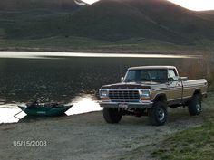 Ford F-150 truck