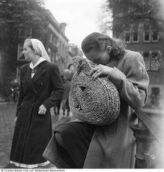 5-1945 - Underground photography during the second world war in Amsterdam. #worldwar2 #Amsterdam