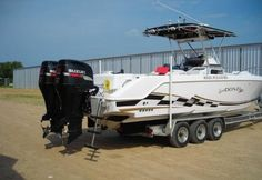 Pin by Calling All Boats on Fishing Boats Used boats