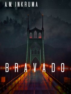 """BRAVADO by A.M. Inkruma - In 10 years Roomi Eko has lost and learned more than most people will ever have or understand. But it's """"all good"""" now as she starts a new life- and in America, a girl can make a decent living managing a troll's convenience store, investigating out-of-the-extraordinary happenings for Seelie Kings, and keeping an ear to the ley lines and willow-ricks to locate her missing parents... Adventure, Cross-Genre, Fantasy, LGBT, Paranormal, Urban Fantasy, Young Adult"""
