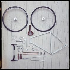 single-speed components