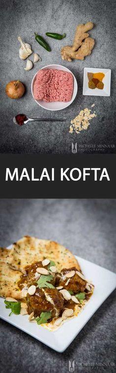 Malai Kofta - {NEW RECIPE} Malai Kofta Gosht - a quick tapas-style mid-week dinner. #NationalCurryWeek