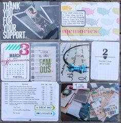 Project Life 2013: Week 9 - Scrapbook.com