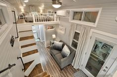 Living Room - Kate by Tiny House Building Company