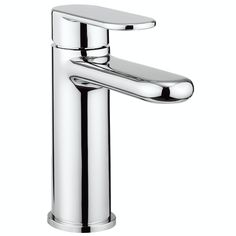 Form Basin Mono Mixer Without Popup Waste | bathstore