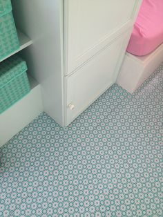 Vloer leggen in caravan | caravan flooring | caravanity.nl
