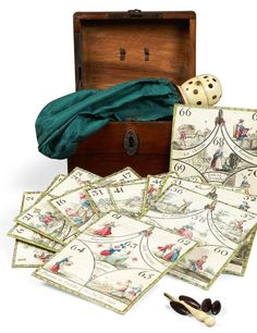 Cavagnole game, Paris, circa 1770-1780. The cavagnole was a popular game at court, particularly with Madame du Châtelet. See Rodama's blog for an explanation of the game http://rodama1789.blogspot.com.au/2015/02/cavagnole-cheating-game.html