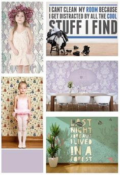 Muffin and Mani: Wallpaper & Murals To Inspire Whimsy, Cheer & Curiosity