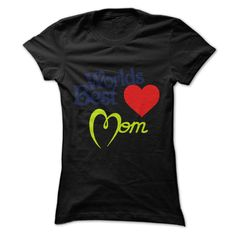 Worlds best Mom T-Shirts, Hoodies. SHOPPING NOW ==►…