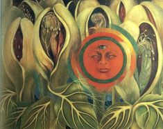 Frida Kahlo Sun And Life 1947 print for sale. Shop for Frida Kahlo Sun And Life 1947 painting and frame at discount price, ships in 24 hours. Diego Rivera, Frida E Diego, Frida Art, Frida Kahlo Artwork, Expo Grand Palais, Mexican Artists, Naive Art, Joan Miro, Mexico City