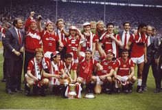1985 F.A. Cup Winners