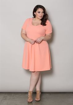 Plus size dress nyc quote