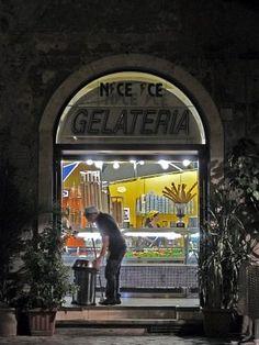 Gelateria in Rome, Gelateria in Rome