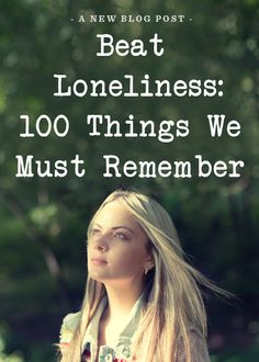 Being lonely is hard. This article will change how you look at it.