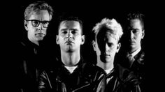 One of my favorite bands and songs: Depeche Mode- Enjoy the silence and Policy of Truth