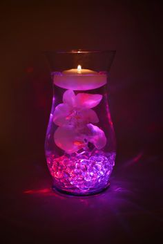Submersible Water Tealight Color Changing LED (Pack of 2)