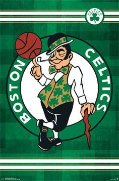 Boston Celtics - Logo 2014 | NBA | Sports | Hardboards | Wall Decor | NHL | NFL | MLB | Billiards | Baseball | Basketball | Boxing | Racing | Soccer | Golf | Wrestling | Pictures Frames and More | Winnipeg | Manitoba | MB | Canada
