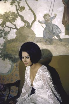 "Sophia Loren 1964 (HarpersBazaar 2016-10-19 ""Reliving the Italian icon's most glamorous looks"") 41/48"