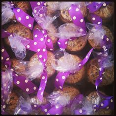 Cookies favors