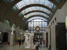Musee de Orsay Paris.