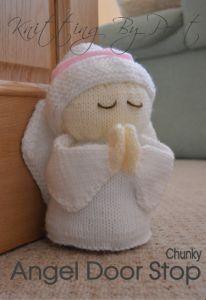 Angel Knitting Pattern