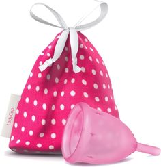 Coppetta Mestruale LadyCup Pink