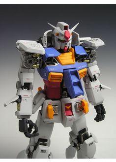 TIMELESS DIMENSION タイムレス ディメンション : PG GUNDAM RX-78-2 , 日本高手傑作