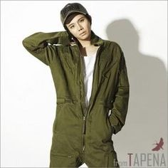 Tapena Men's JumpSuit Profile Photo