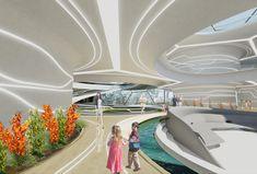 Beijing Future Home Pavilion | LAVA [Futuristic Architecture…