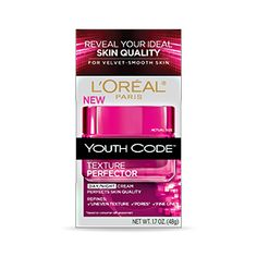 Youth Code™ Texture Perfector Day/Night Cream - Moisturizers By L'Oreal Paris - for a summer moisturizer