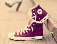 Converse All-Star | Bordeaux Rood