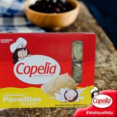 Quiero una #Panelita de #Coco de #Copelia para calmar los antojos de dulce. ¿quién dijo yo?