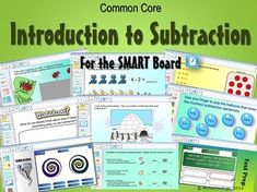 This Common Core aligned interactive SMART Board lesson gets young students in K…