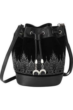 6a5b9265ac0 Duchess Handbag  B  Gothic Fashion, Witch Fashion, Gothic Lolita, Fashion  Handbags