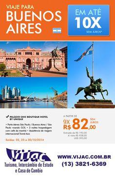 Buenos Aires - Vijac e Flytour