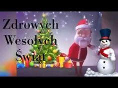 Życzenia Bożonarodzeniowe z humorem - YouTube Decoupage, Humor, Christmas Ornaments, My Love, Holiday Decor, Funny, Sayings, Photography, Messages