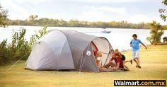 ¡Vámonos de camping en vacaciones! Encuentra aquí todo lo que necesitas para disfrutar estos días con tu familia o amigos. Walmart.com.mx, Hacemos Clic!