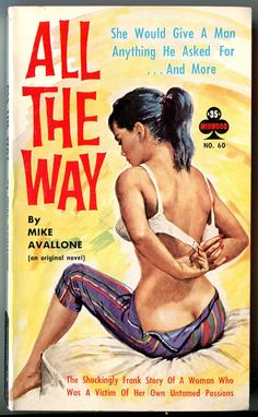 Cover art by Paul Rader, 1960