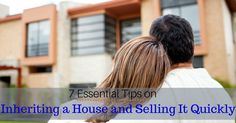 When you are inheriting a house and selling it there are some very important things that you should understand before making a final decision on what to do. 1.Is There Tax on Inherited Property? You may be wondering what taxes you are going to have to pay when you inherit a house. The answer could…Continue Reading →